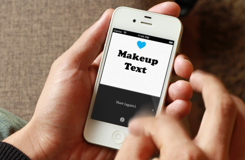 Makeuptext-iphone